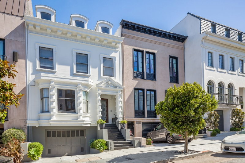 Pacific Heights Contemporary Chic